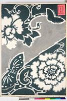 友禅図案(有職模様図案集より) 20046002370| 写真素材・ストックフォト・画像・イラスト素材|アマナイメージズ