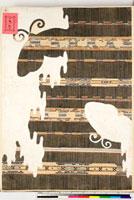 友禅図案(有職模様図案集より) 20046002430| 写真素材・ストックフォト・画像・イラスト素材|アマナイメージズ