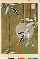 友禅図案(秋模様友禅図案集より) 20046002468| 写真素材・ストックフォト・画像・イラスト素材|アマナイメージズ