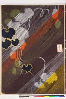 友禅図案(秋模様友禅図案集より) 20046002527| 写真素材・ストックフォト・画像・イラスト素材|アマナイメージズ