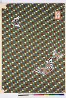 友禅図案(秋模様友禅図案集より) 20046002607| 写真素材・ストックフォト・画像・イラスト素材|アマナイメージズ