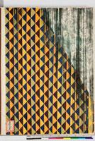 友禅図案(秋模様友禅図案集より) 20046002665| 写真素材・ストックフォト・画像・イラスト素材|アマナイメージズ