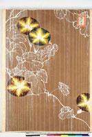 友禅図案(秋模様友禅図案集より) 20046002818| 写真素材・ストックフォト・画像・イラスト素材|アマナイメージズ