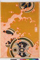 友禅図案(伊達模様友禅図案集より) 20046003032| 写真素材・ストックフォト・画像・イラスト素材|アマナイメージズ