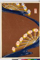 友禅図案(伊達模様友禅図案集より) 20046003050| 写真素材・ストックフォト・画像・イラスト素材|アマナイメージズ