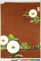 友禅図案(伊達模様友禅図案集より) 20046003194| 写真素材・ストックフォト・画像・イラスト素材|アマナイメージズ
