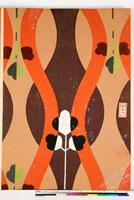 友禅図案(伊達模様友禅図案集より) 20046003247| 写真素材・ストックフォト・画像・イラスト素材|アマナイメージズ