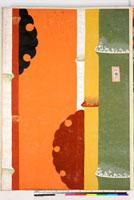 友禅図案(伊達模様友禅図案集より) 20046003346| 写真素材・ストックフォト・画像・イラスト素材|アマナイメージズ