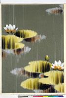 友禅図案(夏模様随意友禅図案集より) 20046003955| 写真素材・ストックフォト・画像・イラスト素材|アマナイメージズ