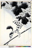 友禅図案(夏模様随意友禅図案集より) 20046003975| 写真素材・ストックフォト・画像・イラスト素材|アマナイメージズ