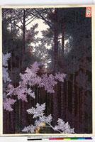 友禅図案(夏模様随意友禅図案集より) 20046004176| 写真素材・ストックフォト・画像・イラスト素材|アマナイメージズ
