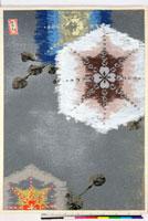 友禅図案(夏模様随意友禅図案集より) 20046004419| 写真素材・ストックフォト・画像・イラスト素材|アマナイメージズ