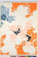 友禅図案(夏模様随意友禅図案集より) 20046004439| 写真素材・ストックフォト・画像・イラスト素材|アマナイメージズ