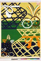 友禅図案(秋冬向模様友禅図案集より) 20046005376| 写真素材・ストックフォト・画像・イラスト素材|アマナイメージズ