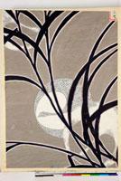 友禅図案(秋冬向模様友禅図案集より) 20046005398| 写真素材・ストックフォト・画像・イラスト素材|アマナイメージズ