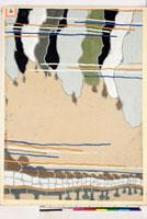 友禅図案(秋冬向模様友禅図案集より) 20046005471| 写真素材・ストックフォト・画像・イラスト素材|アマナイメージズ