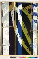 友禅図案(秋冬向模様友禅図案集より) 20046005506| 写真素材・ストックフォト・画像・イラスト素材|アマナイメージズ