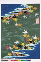 友禅図案 20046005587| 写真素材・ストックフォト・画像・イラスト素材|アマナイメージズ