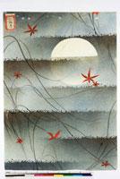 友禅図案 20046005784| 写真素材・ストックフォト・画像・イラスト素材|アマナイメージズ