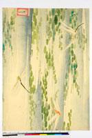 友禅図案 20046005786| 写真素材・ストックフォト・画像・イラスト素材|アマナイメージズ