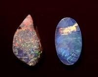Precious opal 20047000505  写真素材・ストックフォト・画像・イラスト素材 アマナイメージズ