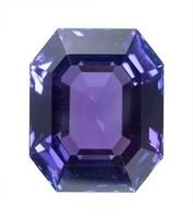 Gemstone series: sapphire