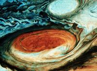 Jupiter close-up