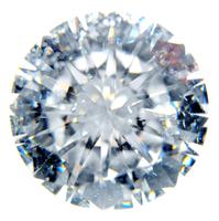 誕生石シリーズ 4月 ダイアモンド(ブリリアントカット)