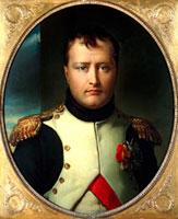Napoleon Bonaparte, by Francois Pascal Simon Gerard. France