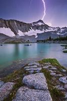 Glacier Peak Thunderstorm