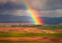 Palouse Rainbow#1