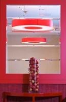 Apple decoration in hotel (Paris, France) 20052000403| 写真素材・ストックフォト・画像・イラスト素材|アマナイメージズ
