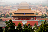 The Walled City. Beijing. China
