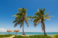 Cuba. Cayeras Del Norte. Beach