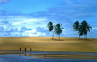 Brazil. Alagoas State. Rio Sao Francisco