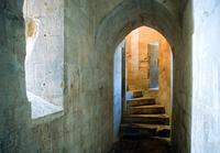 Italy. Apulia. Castel Del Monte