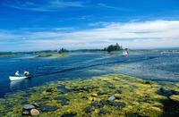 Canada. Nova Scotia. The Coastline