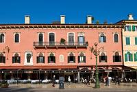 Italy. Veneto. Verona. Piazza Bra