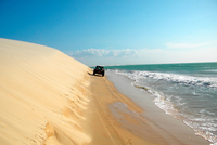Jerico Beach. Maranhao. Brazil