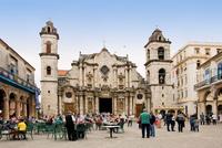 Cuba. Havana. Catedral De San Cristobal