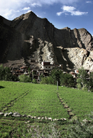 India. Ladakh. Scenic Landscape