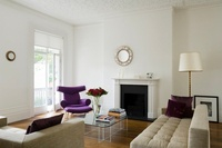 Renovated Brighton Grade II listed building with 1940s furni