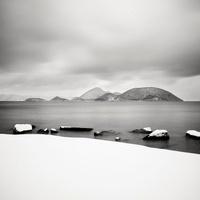 Lake, Hokkaido, Honshu,Northern Japan