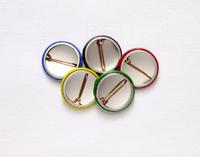 Olympic Logo Badges