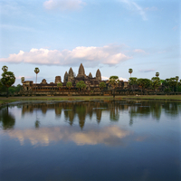 Angkor Wat Temple - Late Afternoon