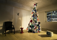 Christmas Tree Of Things 20055011696| 写真素材・ストックフォト・画像・イラスト素材|アマナイメージズ