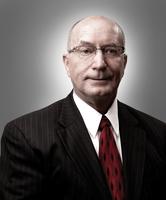 Portrait of older business man