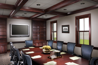Commercial Interior Conference Room