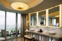 Hotel Suite Bathroom