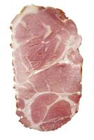 One Bacon Slice 20055014775| 写真素材・ストックフォト・画像・イラスト素材|アマナイメージズ